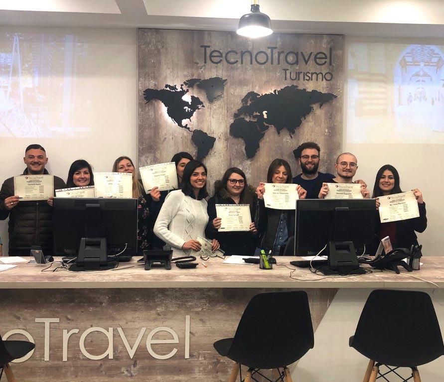 formazione agente viaggi